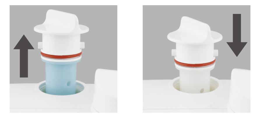 還元水素水生成器 ビーファインR3塩添加筒